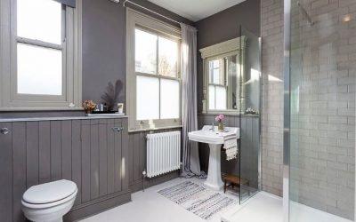 Salle de bain de style scandinave: idées d'intérieur