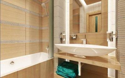 25 idées pour concevoir une salle de bain à Khrouchtchev