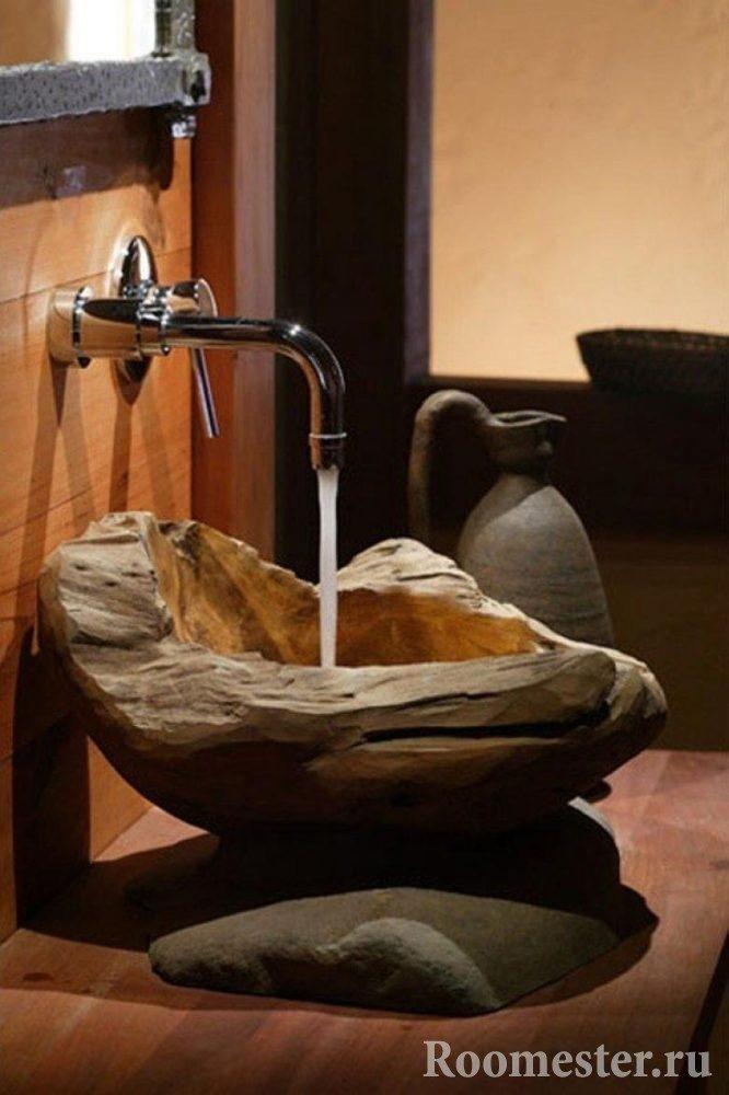 Vedvasken