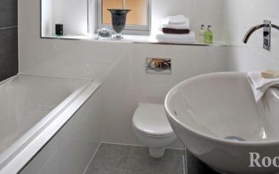 Design salle de bain 4 m² - intérieur moderne