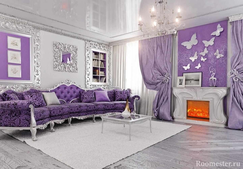 Grijze Kleur In Het Interieur En De Combinatie Met Andere Kleuren