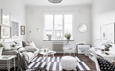Design av en stue i Khrusjtsjov - 30 bilder av ideer for å ordne et rom