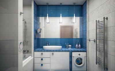 Conception de salle de bain de 3 m² m. - 42 idées de photos