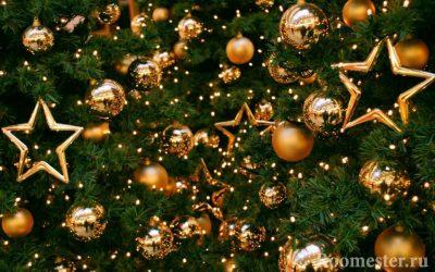 70 idées pour la décoration du Nouvel An: décorer un appartement et une maison