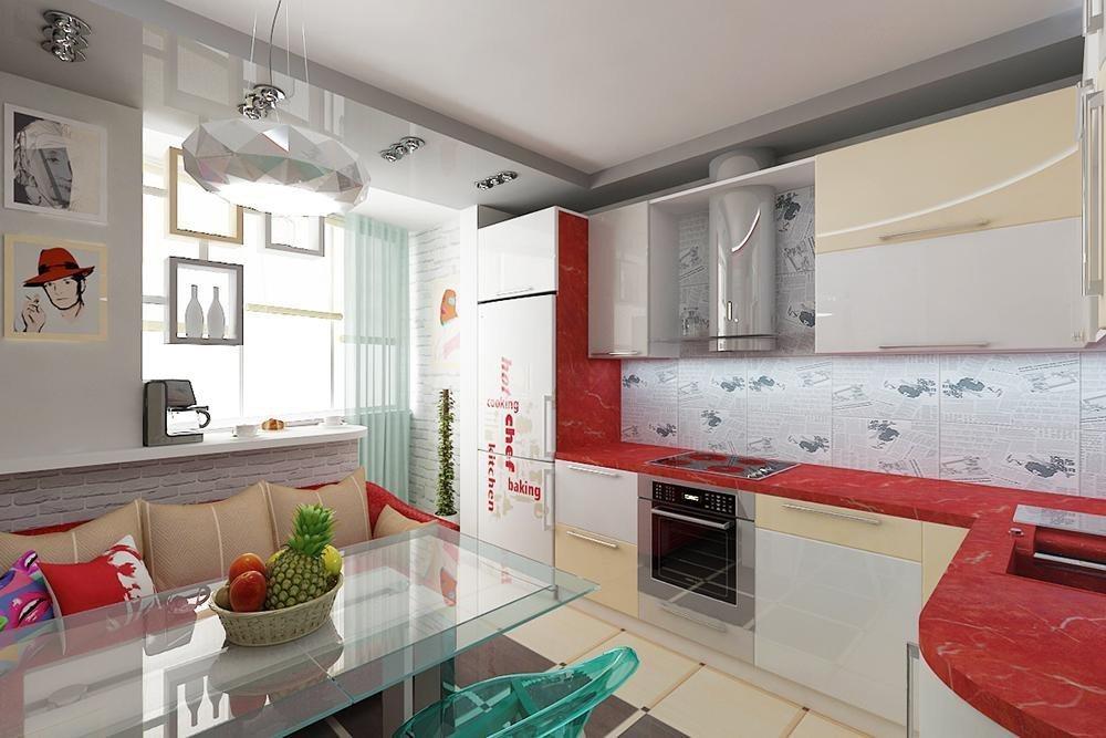 Lyst kjøkkendesign