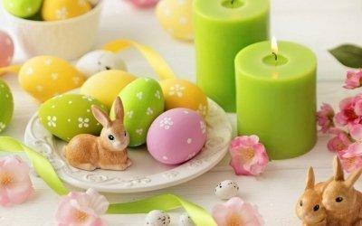 Décoration de Pâques DIY: idées et ateliers