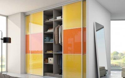 Dulapuri glisante într-un interior +110 fotografii cu exemple de design