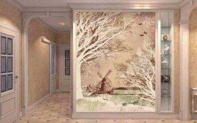 Gjør-det-selv-dekorativt panel på veggen +75 bilder