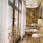 Møbler i klassisk stil i interiøret