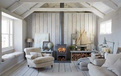 Stil scandinav în interiorul unei case de țară + 100 de fotografii cu exemple de design