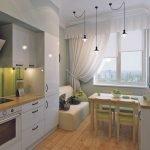 Designerreparasjon på kjøkkenet
