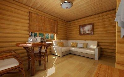 Idées d'aménagement pour une salle de relaxation dans un bain public