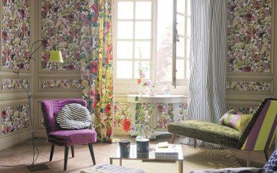 Décoration murale en tissu: 4 façons de décorer