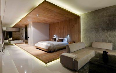 Chambre sans fenêtres: caractéristiques de conception