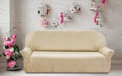 Housse euro sur canapé et fauteuils