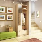 Peinture dans les escaliers