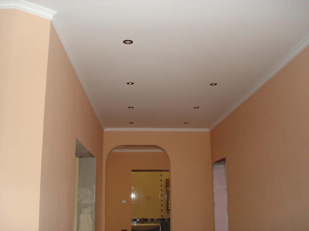 Blanchiment au plafond