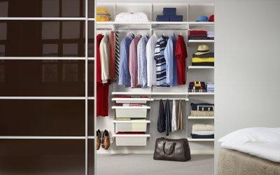 Remplir l'armoire: l'organisation à l'intérieur