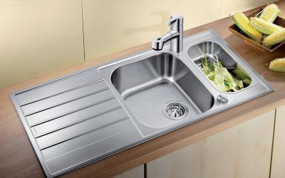 Cara memasang sink di dapur: peraturan pemasangan