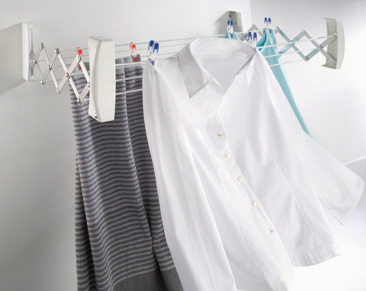 Tørking av klær