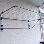 Måter å installere tørketrommel på balkongen