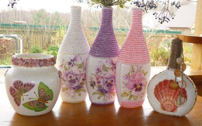 Comment faire un vase de vos propres mains