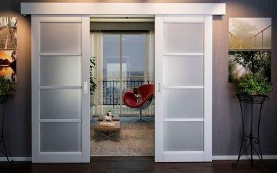 Comment installer des portes intérieures coulissantes