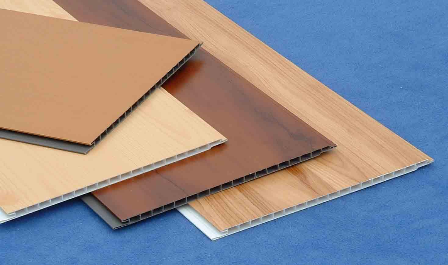 Valget av PVC-paneler