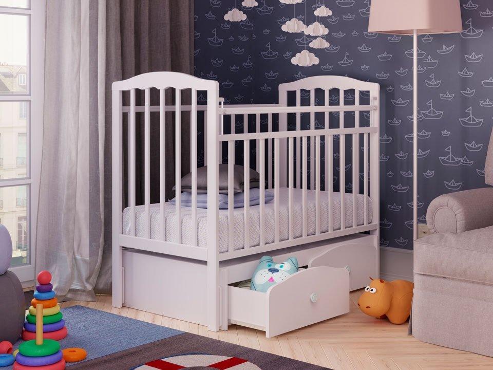 Lit bébé pour un enfant de 0 à 3 ans