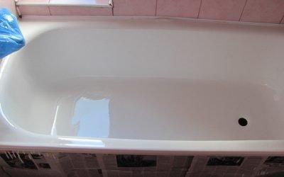 Restauration de bain bricolage