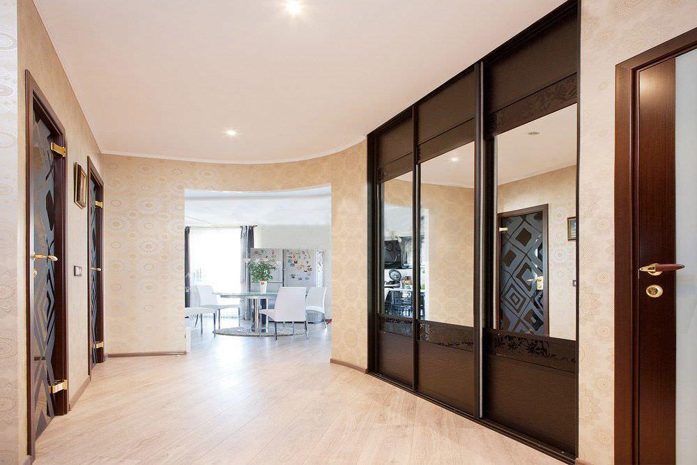 Intérieur du couloir