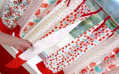 DIY naaigordijnen voor beginners: stap voor stap