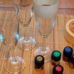 Verven en glazen