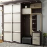 Option armoire coulissante