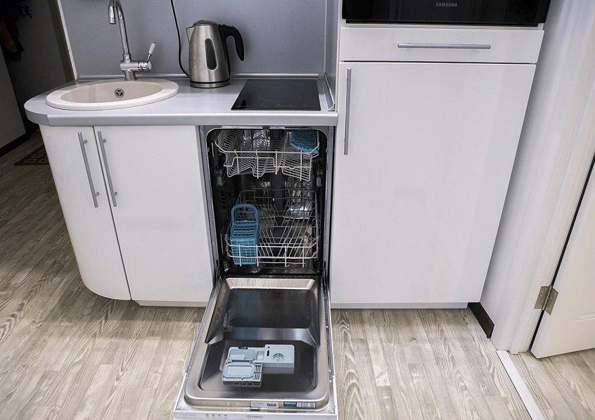Lave-vaisselle étroit 45 cm de large