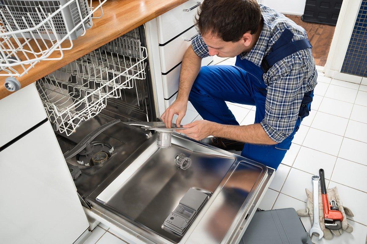 Installation lave-vaisselle