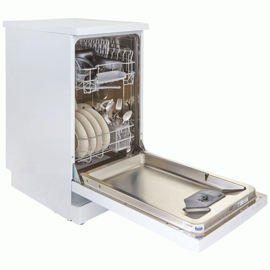 Lave-vaisselle étroit