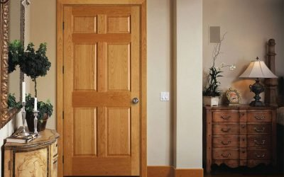 4 technologies de fabrication de portes en bois à faire soi-même