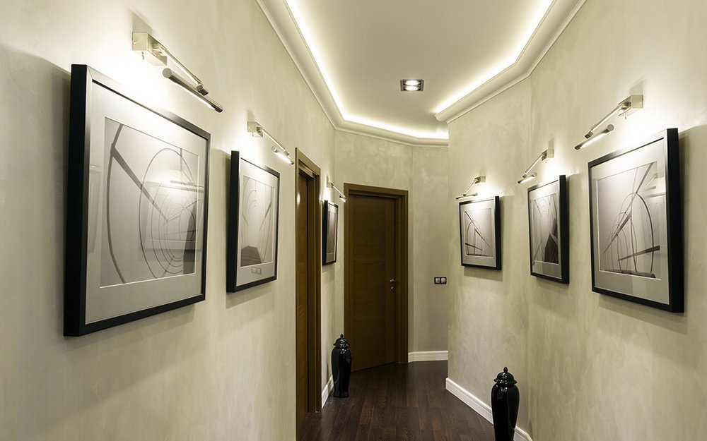 Couloir léger
