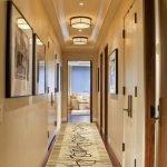 Éclairage de couloir