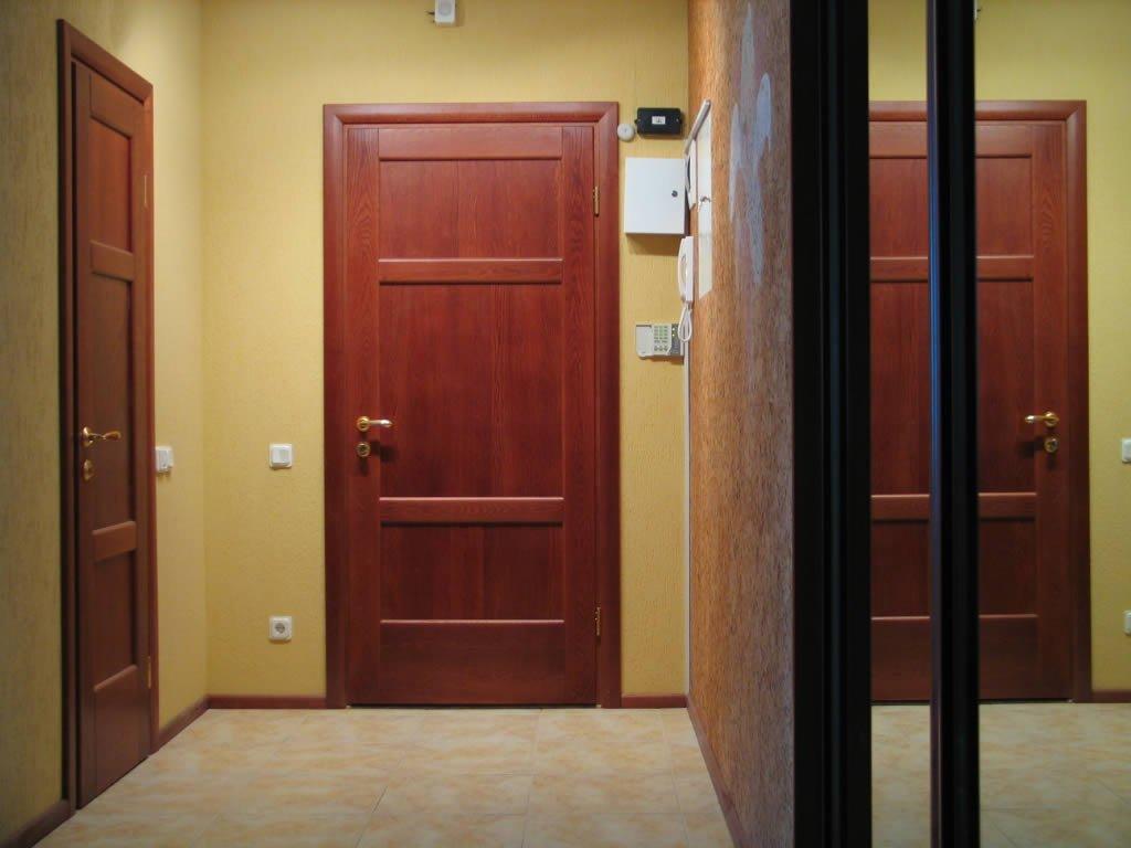 Garniture de porte extérieure