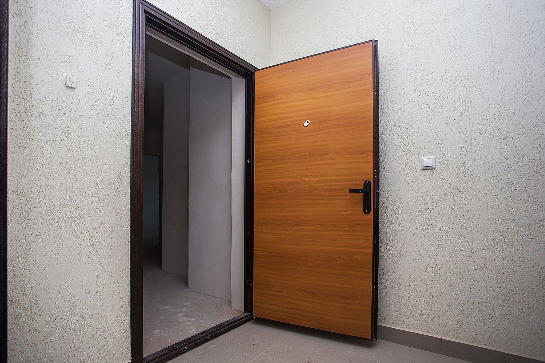 Porte ouverte