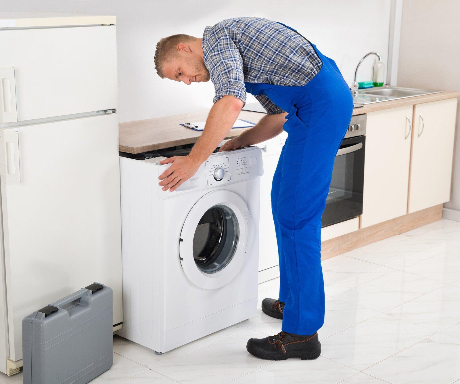 Installer une machine à laver