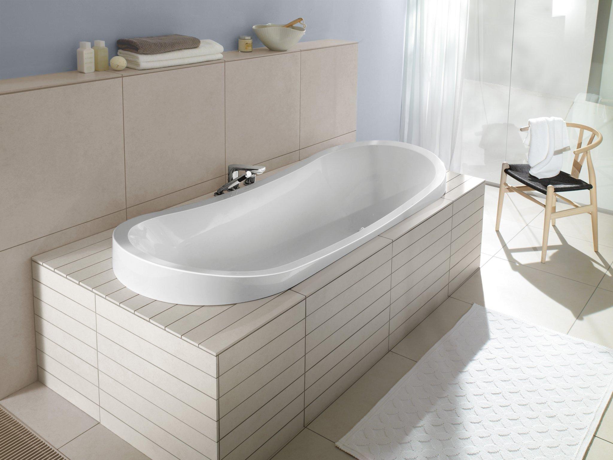 Taille de bain standard