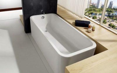 Tailles de bain typiques: normes