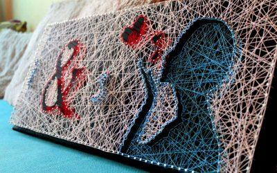 String art: masterclasses voor beginners