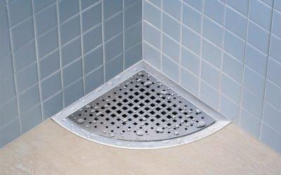Comment faire un drain de sol pour une douche sous une tuile