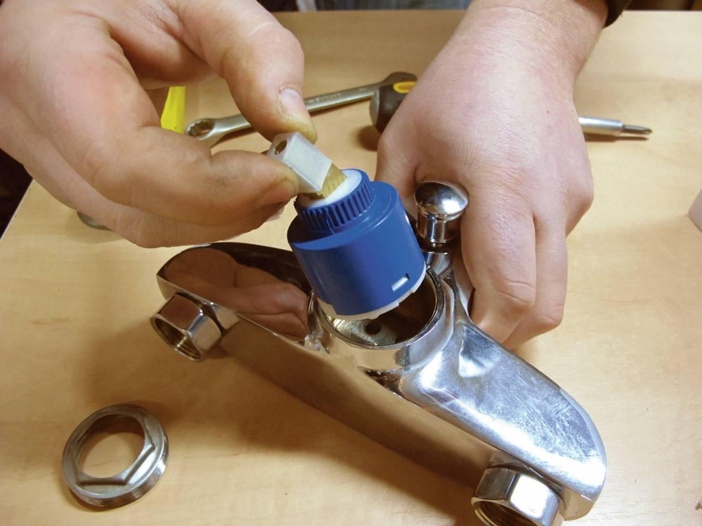 Réparation de mélangeur