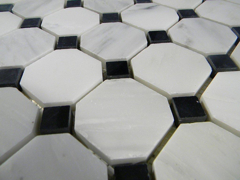Carreau octogonal