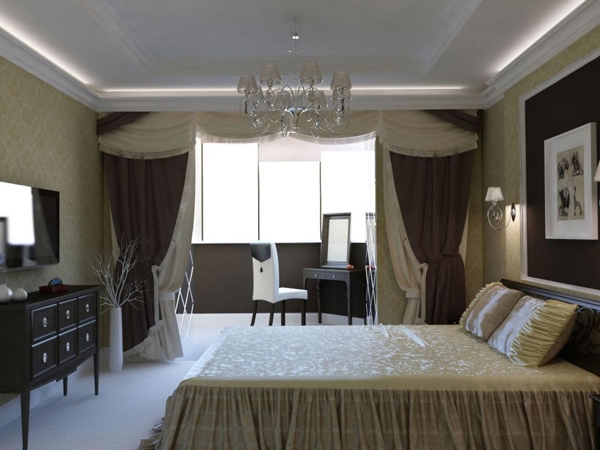 Kombinere rom og balkong